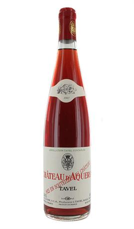 Chateau dAqueria Tavel Rose